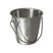 Serving Bucket 9cm Stainless Steel Premium