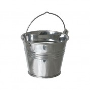 Serving Bucket 7cm Stainless Steel