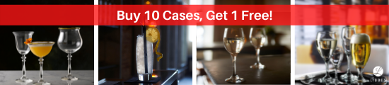 Libbey Buy 10 Cases, Get 1 Free
