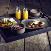 Black Butlers Tray