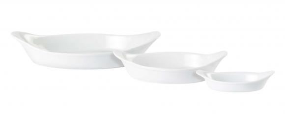 Oval Eared Dishes