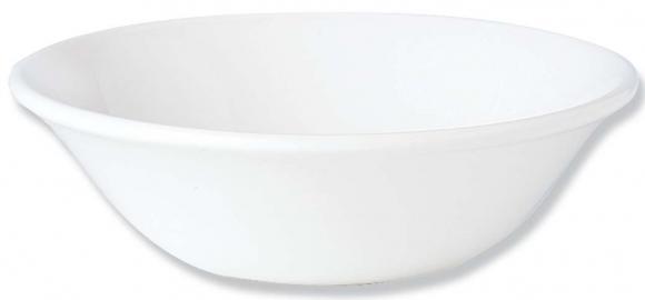 Steelite Simplicity White Oatmeal Bowls