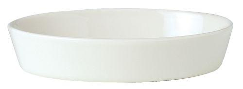 Steelite Simplicity White Oval Sole Dishes