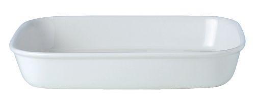 Steelite Simplicity White Oblong Roasters