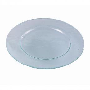 Round Wide Rim Plates