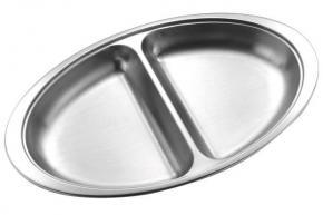 Banquet Dish Bases (2 Divisions)