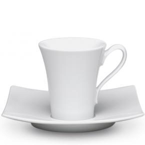 Tall Elegant Cup & Saucer