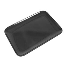 Black Melamine Trays