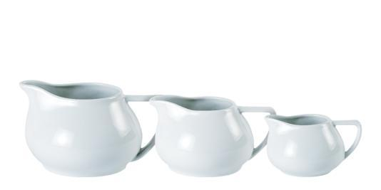 Contemporary Milk Jugs