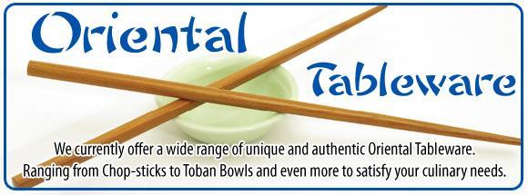 Oriental Tableware