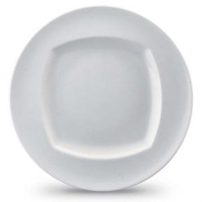 Flat Plate with Rim