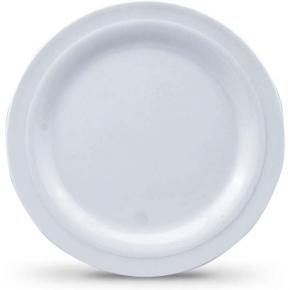 Flat Plates with rim