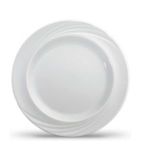 Flat Special Plate with rim