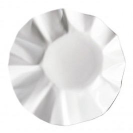 Dudson Elements - Fire Round Plate 33cm DISCON