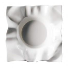 Dudson Elements - Fire Square Bowl 17cm DISCON