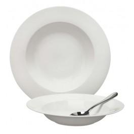 Elia Glacier Rimmed Pasta/Soup Plate  24cm