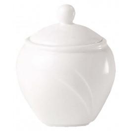 Steelite Alvo Sugar Bowl Covered 22.75cl