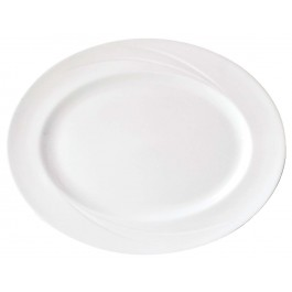Steelite Alvo Oval Dish 20.25cm