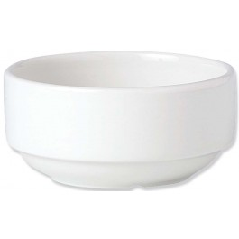 Steelite Simplicity White Soup Cup unhandled (stacking) 28.5cl