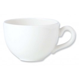 Steelite Simplicity White Low Cup Empire 45.44cl