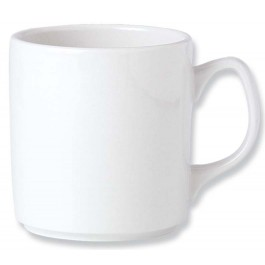 Steelite Simplicity White Atlantic Mug 34cl