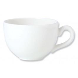 Steelite Simplicity White Low Cup Empire 17cl