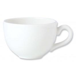 Steelite Simplicity White Low Cup Empire 22.75cl