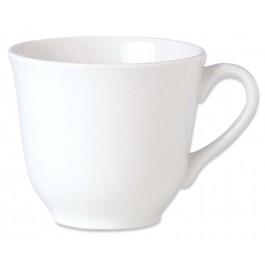 Steelite Simplicity White Cup  Tall Slimline 20cl