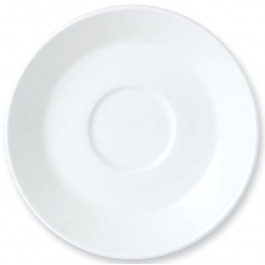 Steelite Simplicity White Saucer Slimline 15.25cm