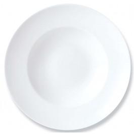 Steelite Simplicity White Nouveau Bowl 30cm