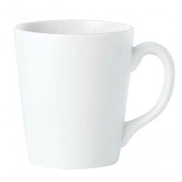 Steelite Simplicity White Coffeehouse Mug 34cl