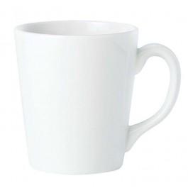 Steelite Simplicity White Coffeehouse Mug 45.5cl