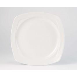 Steelite Simplicity White Harmony Square Plate 18cm