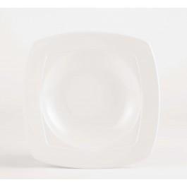 Steelite Simplicity White Harmony Square Bowl 18cm