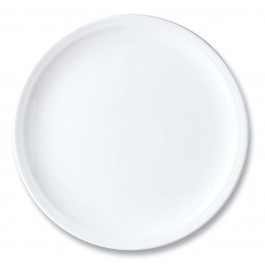 Steelite Simplicity White Plate Cresta 25.5cm