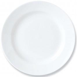Steelite Simplicity White Plate Harmony 22.5cm
