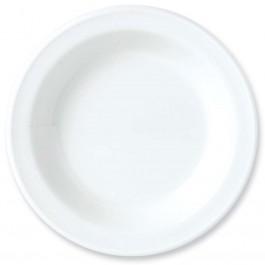 Steelite Simplicity White Butter Pad 10.25cm