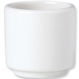 Steelite Simplicity White Footless Egg Cup 4.75cm