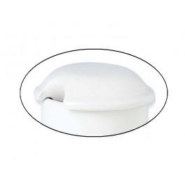 Steelite Simplicity White Mustard Pot lid