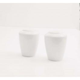 Steelite Simplicity White Harmony Salt