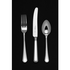 Athenian EPNS Fish Fork 10 Microns Silver Plated