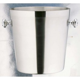 Wine Cooler Stainless Steel, Two Tone 19.5cm