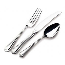 Jesmond EPNS Fish Fork 10 Microns Silver Plated