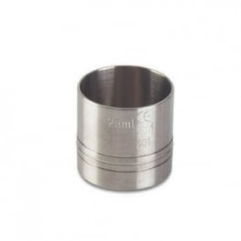 Bonzer Thimble Measure 25ml, CE Stamped