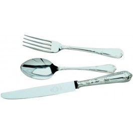 La Regence Table Knife (Hollow Handle) 10 Microns Silver Plated