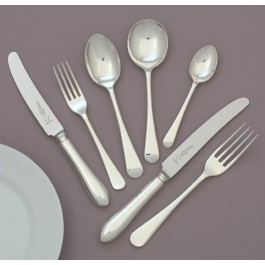 Old English EPNS Pastry Fork 10 Microns Silver Plated