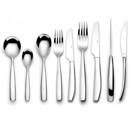 Levite Dessert Fork 18/10 Stainless Steel, Polished finish