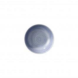 Modern Rustic Blue Dish 8cm