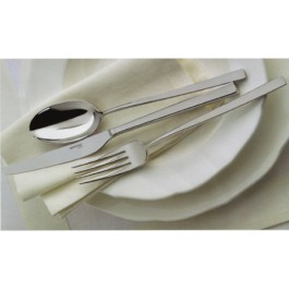 Linea Q Soup Spoon 18/10 Stainless Steel