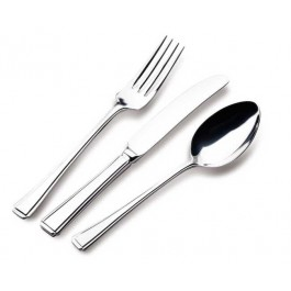 Harley Regular Dessert Knife (Solid Handle) 18/0 Stainless Steel